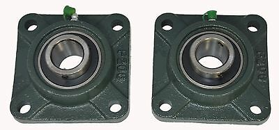 Ucf207-23 1-716 Square 4 Bolt Flange Block Mounted Bearing Unit Qty. 2