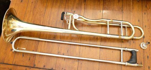 Jupiter JSL-538 F Rotor Intermediate Trombone - Fair Shape