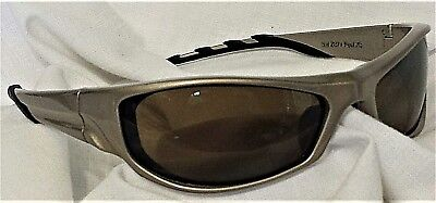3m Fuel High-performance Safety Sun Glasses Wlight Bronze Framebrown Lens