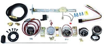 Sa-200 5-gauge Kit Wlight For Electronic Ignition Bw1890-k-l