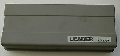 Leader Oscilloscope Front Cover Lc-2090