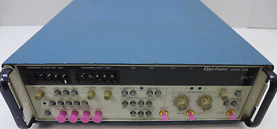 Gigatronics 1026 Signal Generator 50 Mhz To 26.5 Ghz Tested And Working