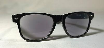 Lesehilfe getönt Sonnen Lesebrille ohne Überbrille Nerdy schwarz  + 2,0 dpt