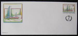 UN Headquarter New York 1995 Kuvert mit Zudruck postfrisch ** - Wien, Österreich - UN Headquarter New York 1995 Kuvert mit Zudruck postfrisch ** - Wien, Österreich