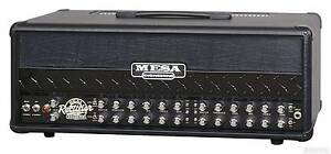 Mesa Boogie Roadster 100w Amp Quakers Hill Blacktown Area Preview