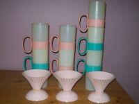 picnic cup set