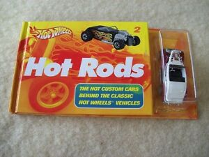 HOT WHEELS HOT ROD AND STORY BOOK