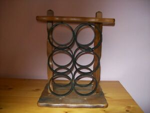 wine bottle rack Kawartha Lakes Peterborough Area image 1