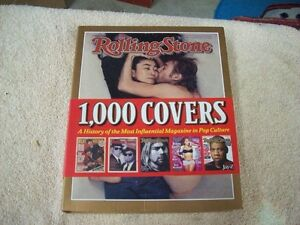 ROLLING STONE MAGAZINE HISTORY BOOK