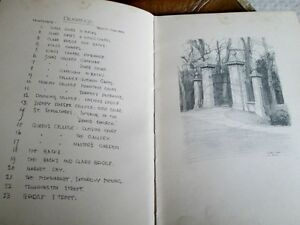 Cambridge, UK: A Sketch-Book by Walter M. Keesey, 1926 Kitchener / Waterloo Kitchener Area image 3