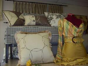 Professional Sewing - Drapery,Slip Covers,Reupholstery,Fashion