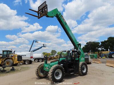 2012 Jcb 507-42 42 7000 Lbs. Telescopic Reach Forklift Bidadoo -repair
