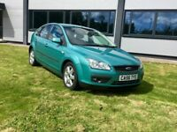 FORD FOCUS SPORT 16V (green) 2007