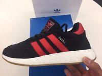 """Adidas Iniki """"London Exclusive"""" UK6 Extremely RARE!"""