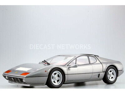 Top Marques 1981 FERRARI 512 BBI SILVER 1/12 Scale LE of 250 New Release!