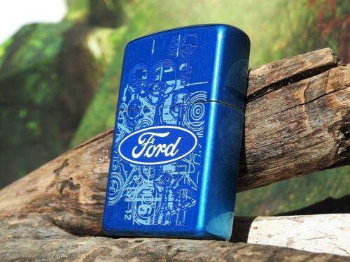 Zippo Lighter - Ford Motor Company - Pistons -  Oval - Mustang - Trucks