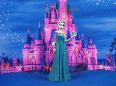 Frozen Elsa the Snow Queen Tortenfigur Figur Modell Decoration Dekoration K1283A ()