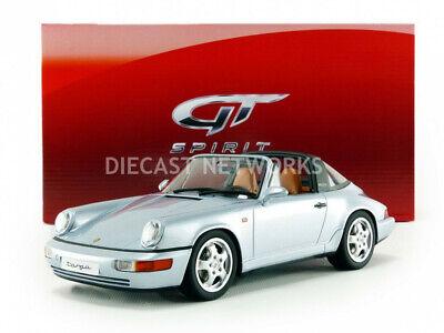 GT SPIRIT 1/18 - PORSCHE 911 / 964 TARGA - 1991 - GT185
