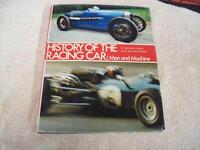 HISTORY OF THE RACING CAR