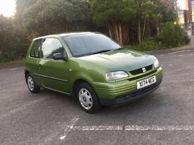 SEAT AROSA S (green) 2000