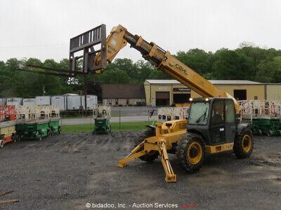 2011 Gehl Dl11-55h 55 11000lb Telescopic Reach Forklift Telehandler Bidadoo