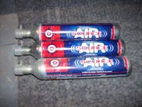 88 gm Co2 cartridges for Paint Ball