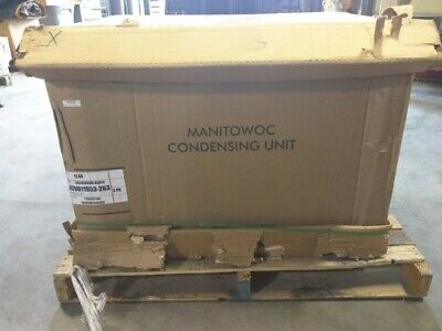 Manitowoc Icvd1195-263 Ice Machine Condensing Unit Outdoor Section Only Read