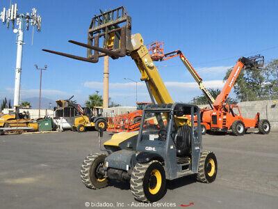 2012 Gehl Rs5-19 19 1 5500 Lbs Telescopic Reach Forklift Telehandler Bidadoo