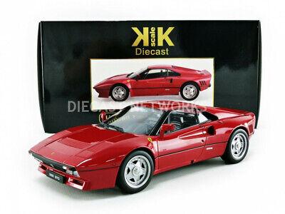 KK SCALE MODELS - 1/18 - FERRARI 288 GTO - 1984 - 180411R