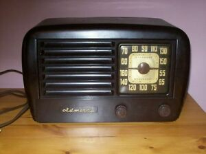 admiral radio Kawartha Lakes Peterborough Area image 1