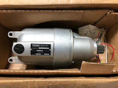 New Replacement Motor For 535 Threading Machine Ridgid 96442