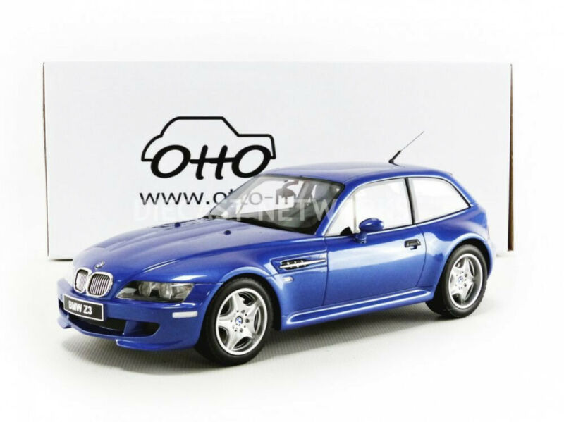 OTTO MOBILE - 1/18 - BMW Z3 M COUPE 3.2 - 1999 - OT318