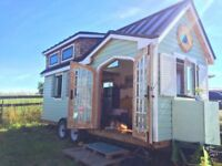 LAND WANTED to lease mid to long term to site Tiny Home in Essex or Suffolk area