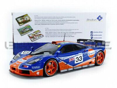 SOLIDO 1/18 - MC-LAREN F1 GTR SHORT TAIL - LE MANS 1996 - 1804101