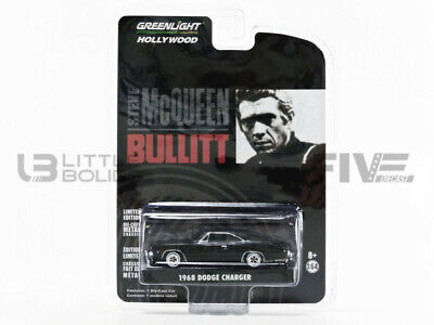 GREENLIGHT COLLECTIBLES 1/64 - DODGE CHARGER BULLITT - 1968 - 44741