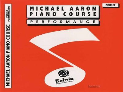 Michael Aaron Piano Course Performance Primer Sheet Music -