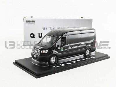 GREENLIGHT COLLECTIBLES 1/43 - FORD TRANSIT FBI ACADEMY - QUANTICO SERIE - 2015