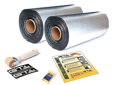 SALE GTMAT Ultra 80mil Thick 12 SqFT Car Sound Deadener Thermal Heat Shield