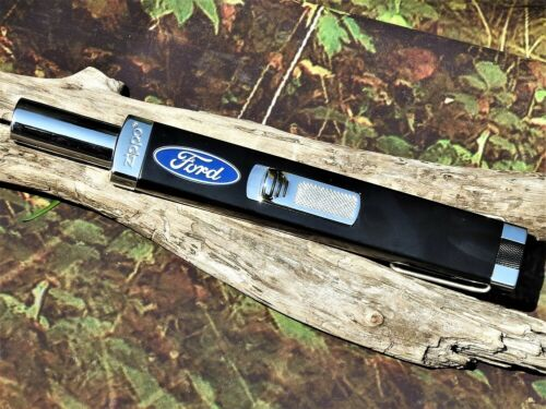 Ford Oval Zippo Multi-Purpose Lighter - MPL - Butane - Candle - Mustang - Trucks