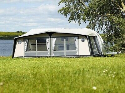 ISABELLA COMMODORE SEED NEW AWNING + CARBON X FRAME SIZE 1175 CM