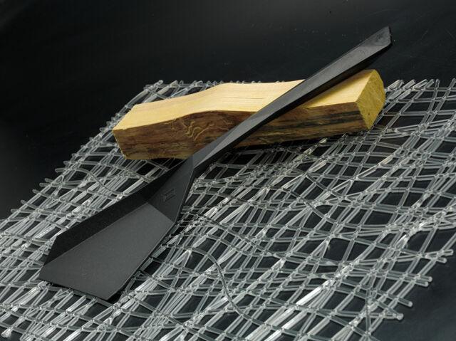 Pfannwender Pfannenwender K ant in schwarz von koziol - Kunststoff