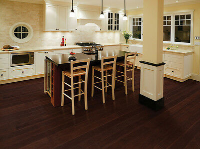 Maple Cappuccino Engineered Hardwood Flooring CLICK Track Wood Floor $1.59/SQFT
