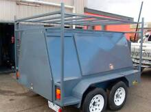 8x5 Tradesman Trailer With Full RacK - smart trailer Broadmeadows Hume Area Preview