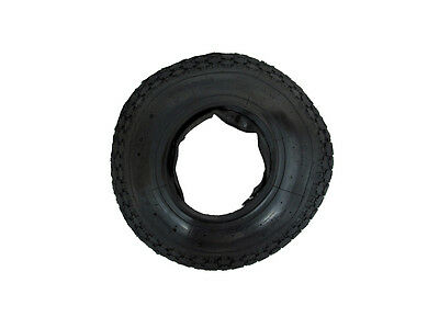 Tyre & Innertube STRAIGHT VALVE (4.00 - 6) SACK TRUCK TROLLEY WHEEL BARROW