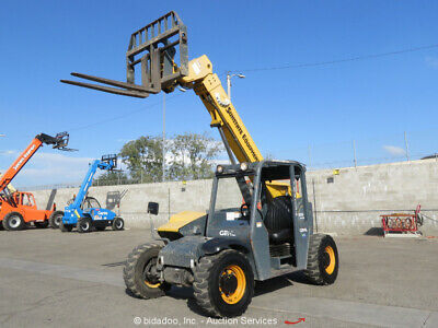 2012 Gehl Rs5-19 19 1 5500 Lbs Compact Telescopic Reach Forklift Bidadoo