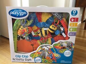 Brand new baby activity playmat gym Cheltenham Kingston Area Preview