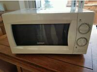 800w microwave.