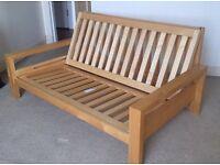 Futon Company - Quad 2 Seater Double Sofa Bed