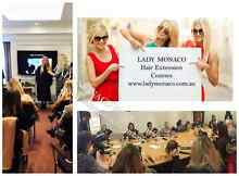 Train In Human Hair Extensions 6 Style Master Class In Brisbane Woolloongabba Brisbane South West Preview