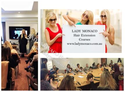 Melbourne lady monaco hair extension training courses 499 lady monaco hair extension training in melbourne 2016 pmusecretfo Gallery